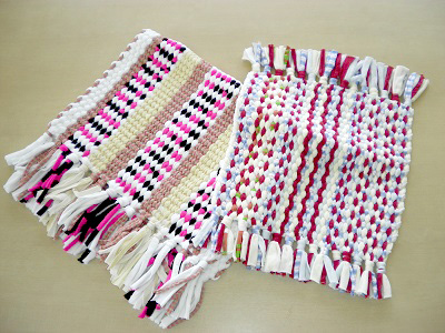マット織り製品